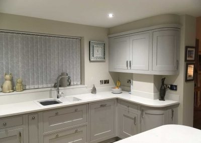 Shenfield Kitchen Installation - Ultimate Choice Bathrooms Kitchens and Washrooms Essex50458333_380633275828599_837211614162714624_n