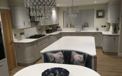 Luxury Kitchen Installation – Shenfield