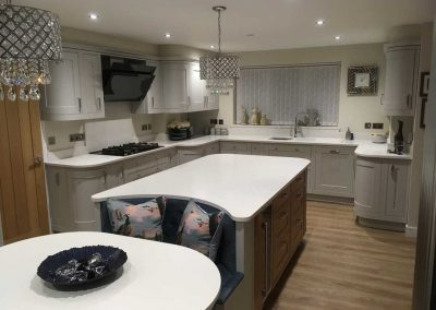 Shenfield Kitchen Installation - Ultimate Choice Bathrooms Kitchens and Washrooms Essex51090880_405867416642878_3024560165056675840_n